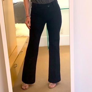 FLAIR MARTIN Trousers with wide waist band